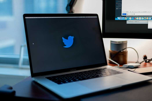 Twitter content