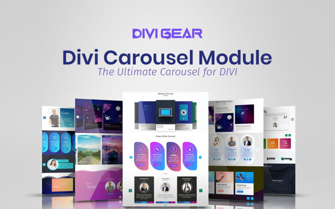 Divi Creator Showcase: DiviGear