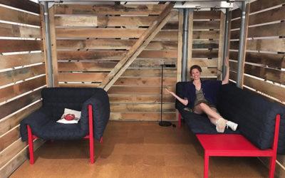 Google New York Barn Room